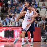 """Giampaolo Ricci: """"Mi sento fortunato a giocare accanto a Teodosic e Markovic"""""""