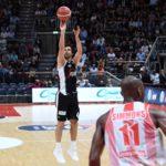 MVP, 5° Giornata Serie A: Milos Teodosic