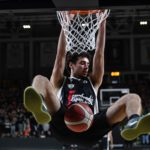 VIDEO | Coast to coast e schiacciata: super giocata di Alessandro Pajola contro l'Happy Casa Brindisi