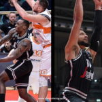 co-MVP, 9° Giornata EuroCup: Frank Gaines e Kyle Weems