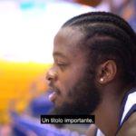 """Kelvin Martin: """"Vincere la Basketball Champions League è stato fantastico"""""""