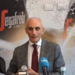 """Virtus Bologna, Luca Baraldi: """"Da un punto di vista sportivo rimane l'amaro in bocca"""""""