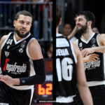 co-MVP, 13° Giornata Serie A: Kyle Weems e Stefan Markovic