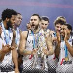 Virtus Bologna multata per l'abbandono alla Basketball Champions League